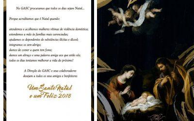 Um Santo Natal e um Feliz 2018