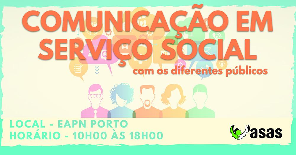 FORMAÇÃO :: Comunicação em Serviço Social
