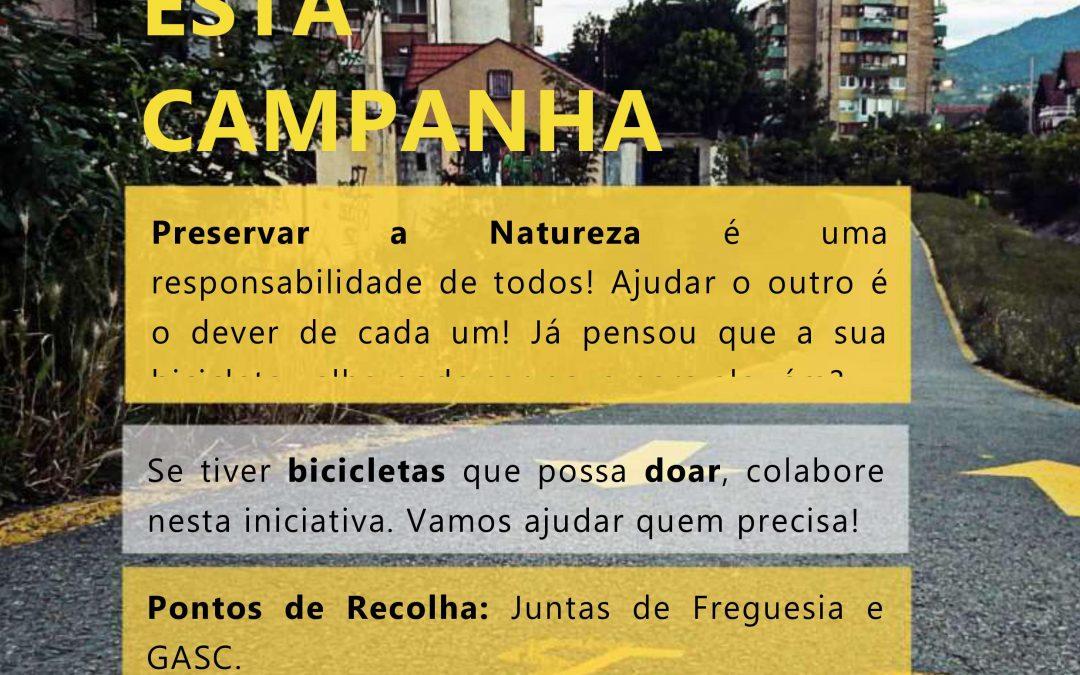Campanha de Angariação de Bicicletas Usadas | RLIS Barcelos – SUL