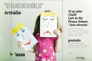"""Tertúlia """"os filhos do divórcio"""""""