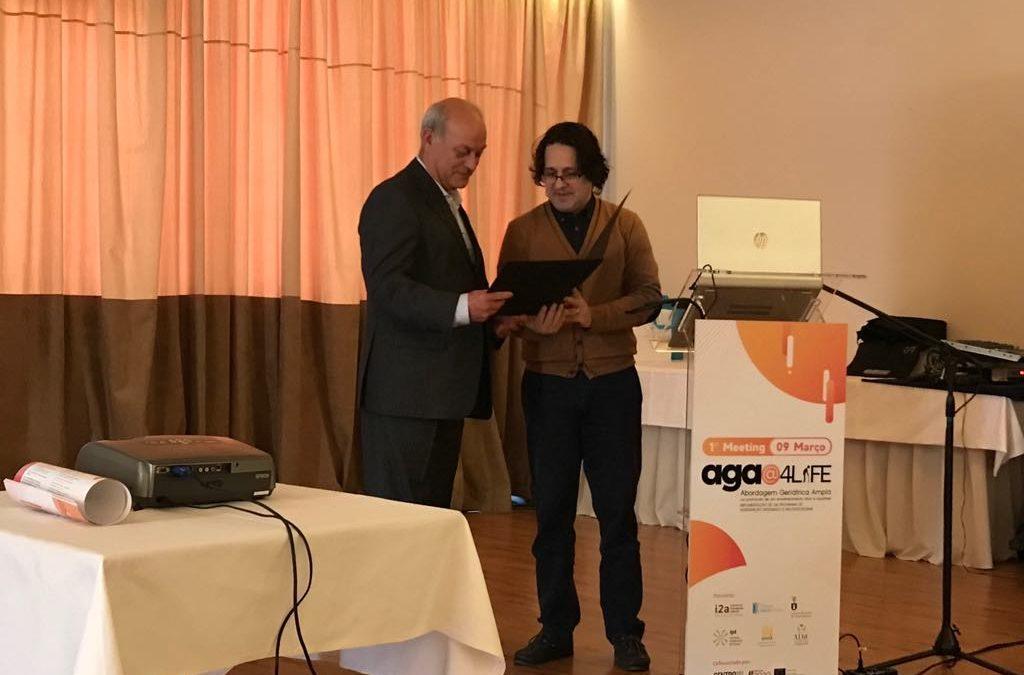 No dia 09 de Março de 2019 realizou-se o 1º Meeting AGA@Life